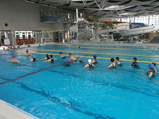 水中健康教室